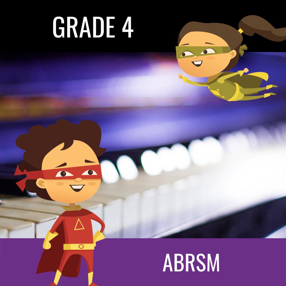 ABRSM Grade 4