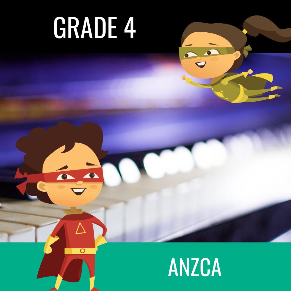 ANZCA Grade 4