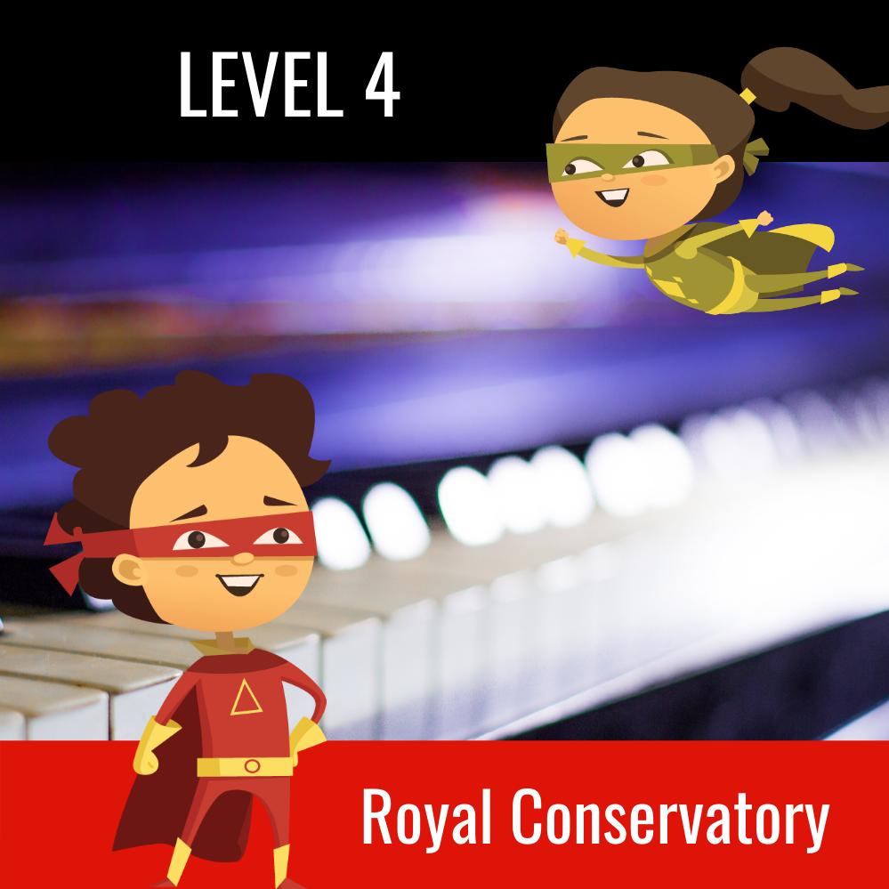 Royal Conservatory Level 4
