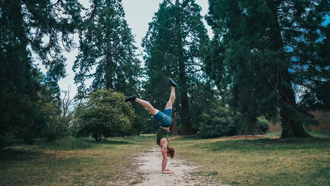Handstand Toolkit Basic Kickup