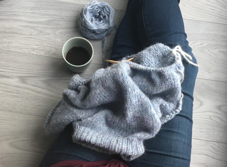 Slowmade strikkekurs