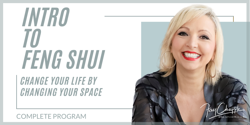 Introduction to Feng Shui with Fay Chapple