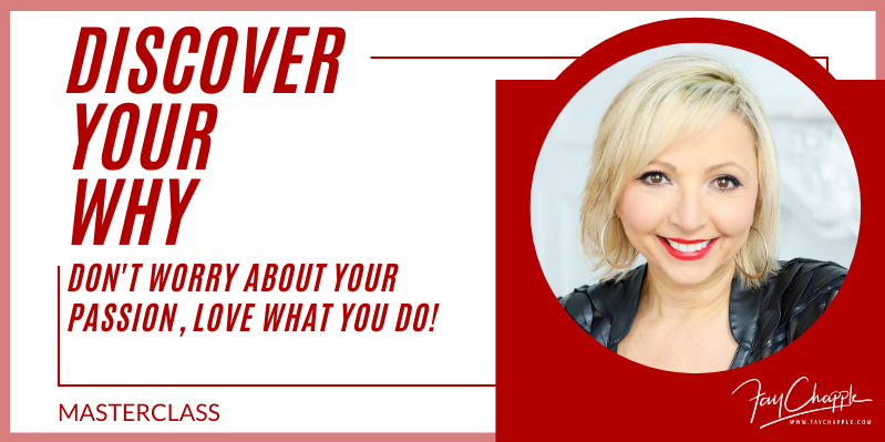 Discover Your Why With Fay Chapple