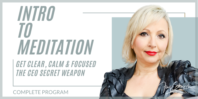 Introduction to Meditation With Fay Chapple