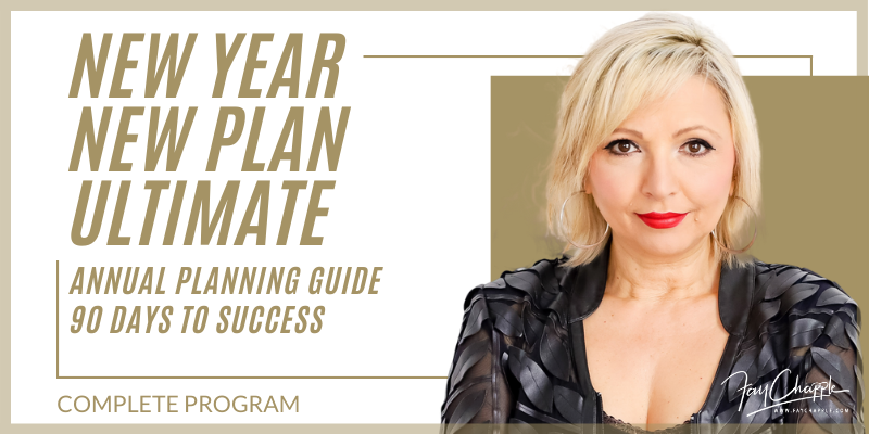 NEW YEAR NEW PLAN ULTIMATE SUCCESS