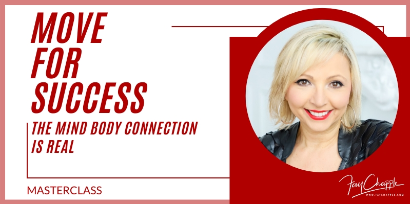 Move For Success with Fay Chapple