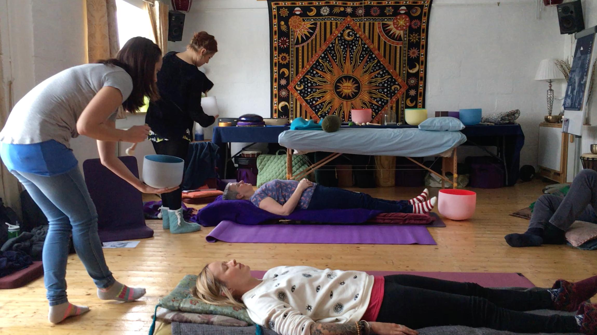 Sound Healing Academy | Sound Healing Training | Sound Baths
