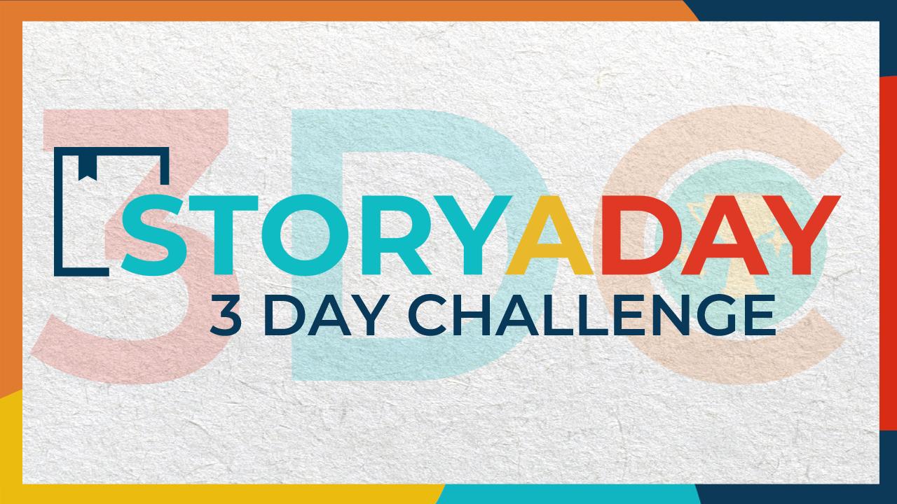 3 Day Challenge Logo