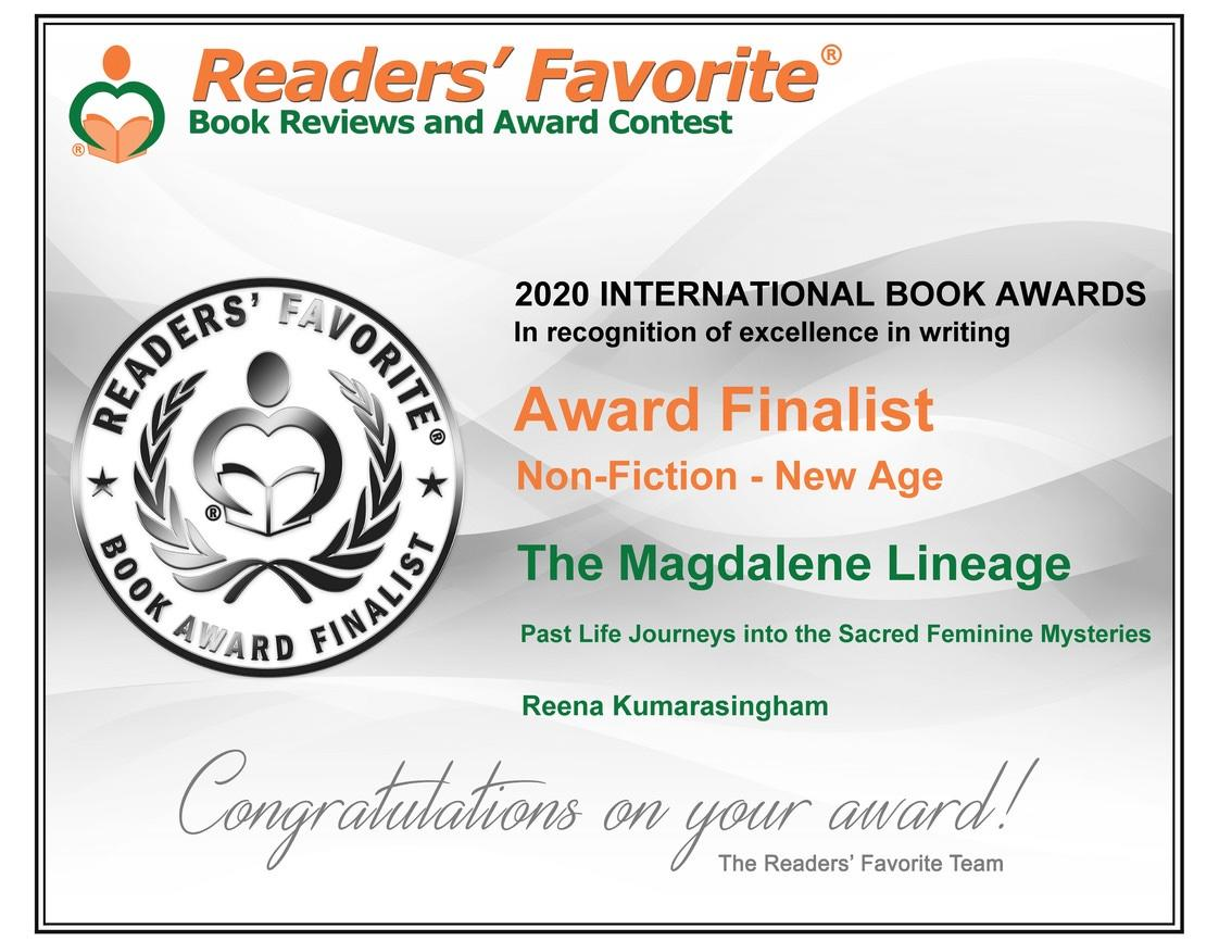 Book The Magdalene Lineage by Reena Kumarasingham