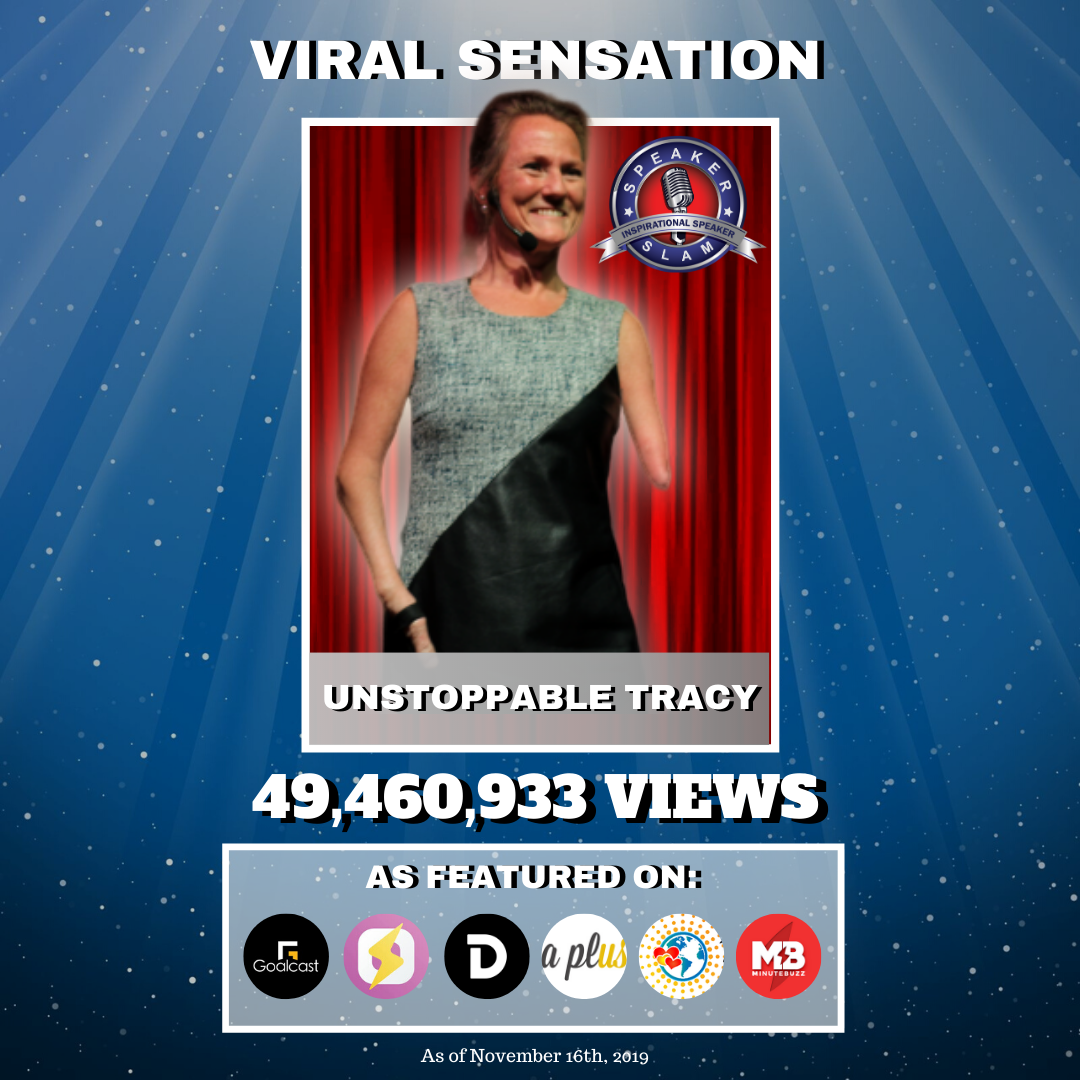 Unstoppable Tracy Viral Success