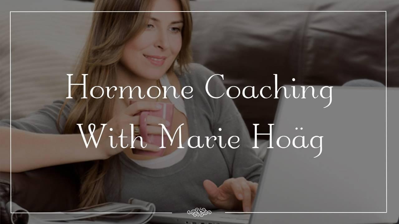 Menopause Hormone Coach