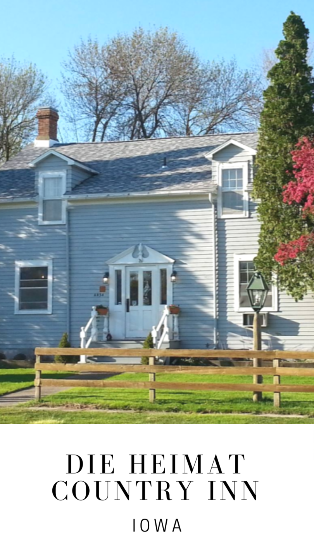 Die Heimat Country Inn Scrapbook Retreat