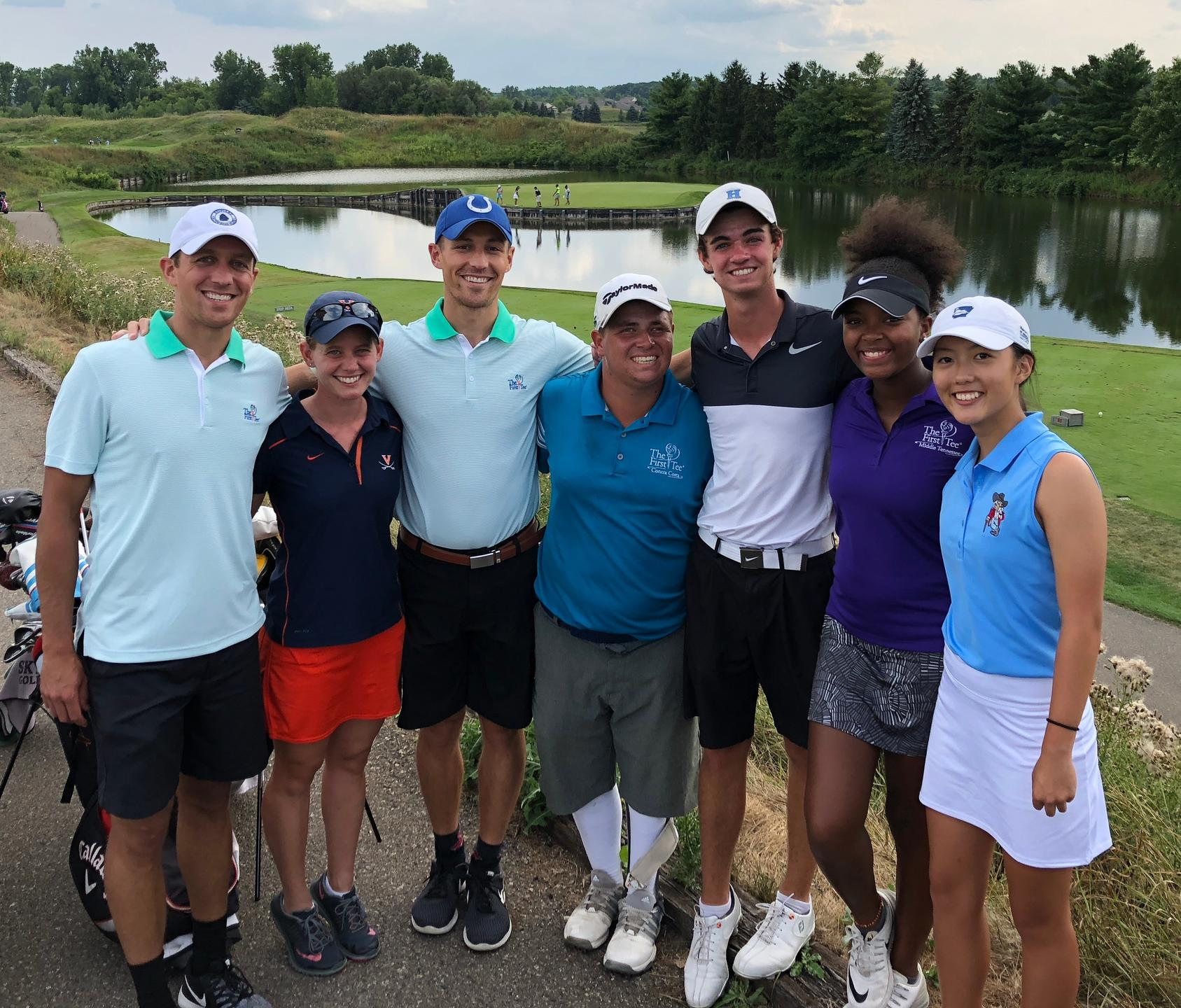 220 partners with The First Tee