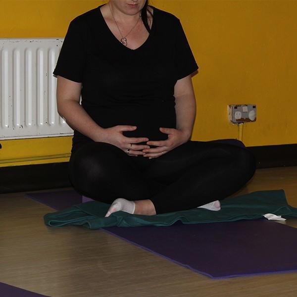 Pregancy & Relaxation Yoga