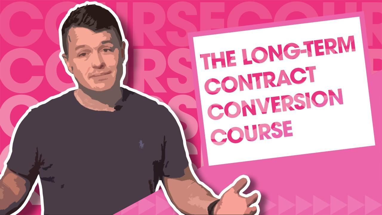 Converting clients to long-term video contracts - Video Content Strategy Services - Film and Content - F&C