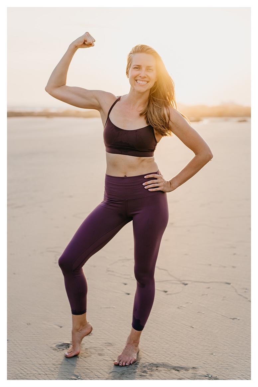 Virginie Duval de Dfine Yoga offre des vidéos de yoga et d'entrainment en ligne