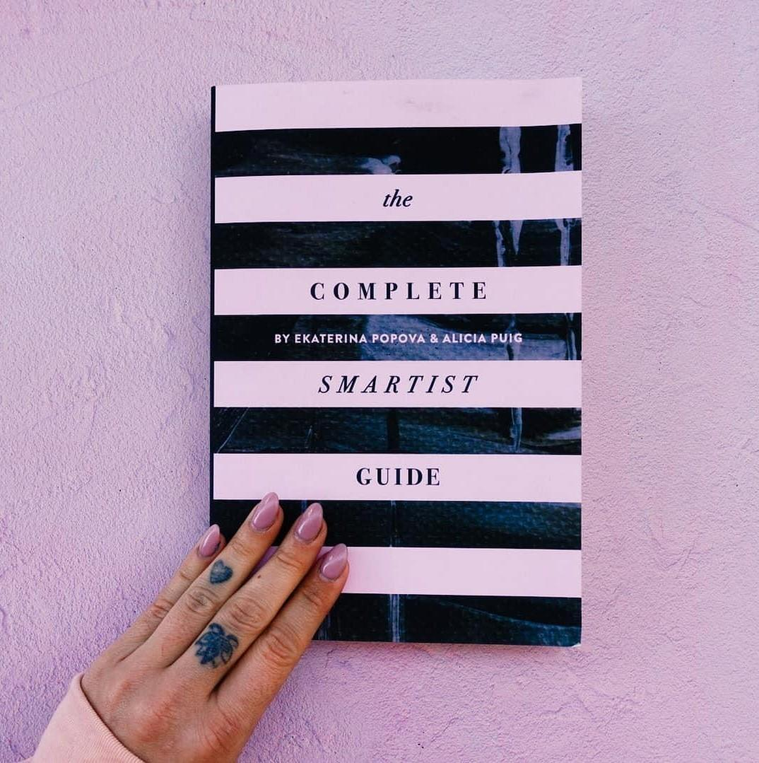 THE COMPLETE SMARTIST GUIDE BOOK