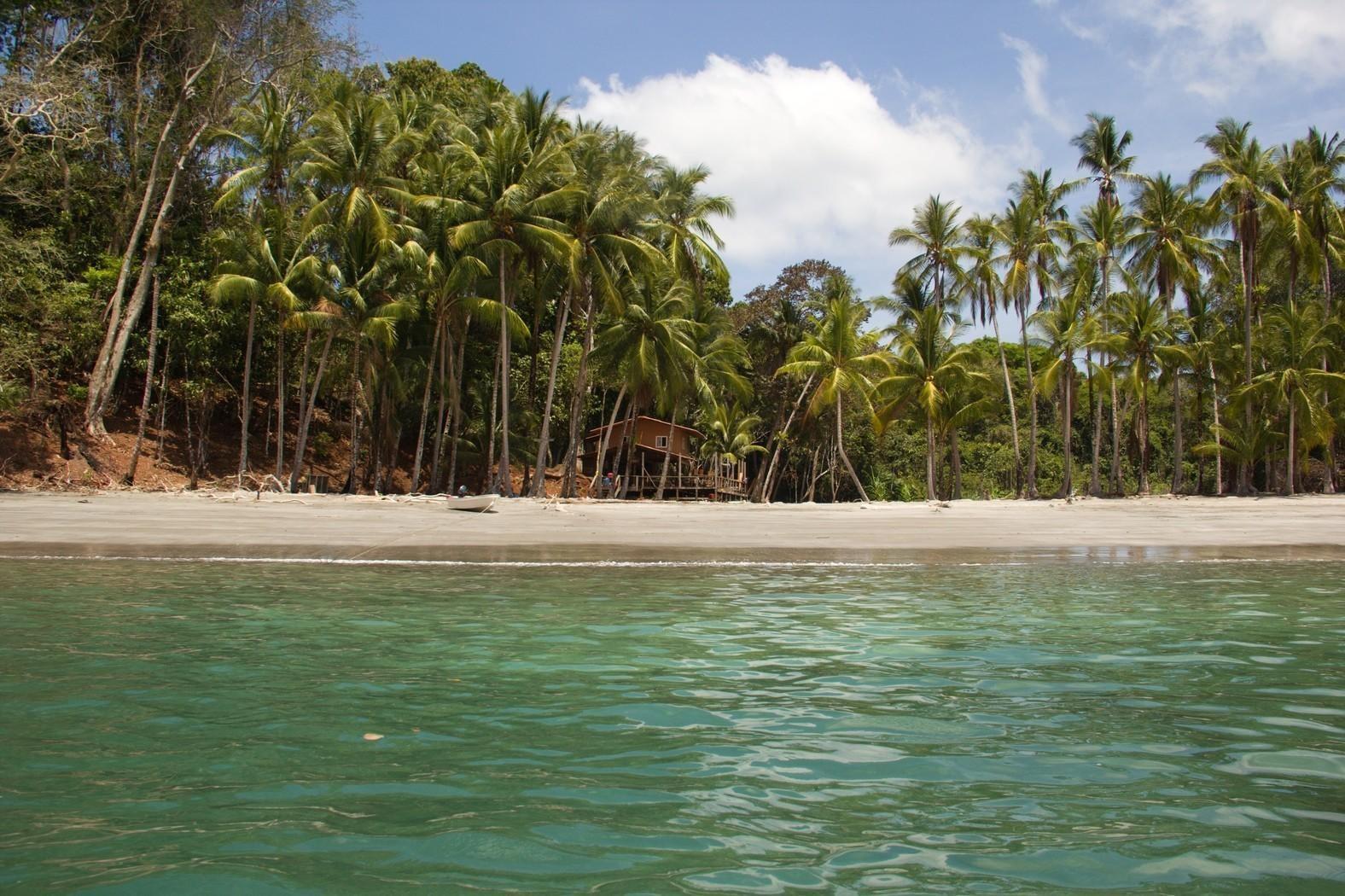 Islas Parida in Chiriqui National Park