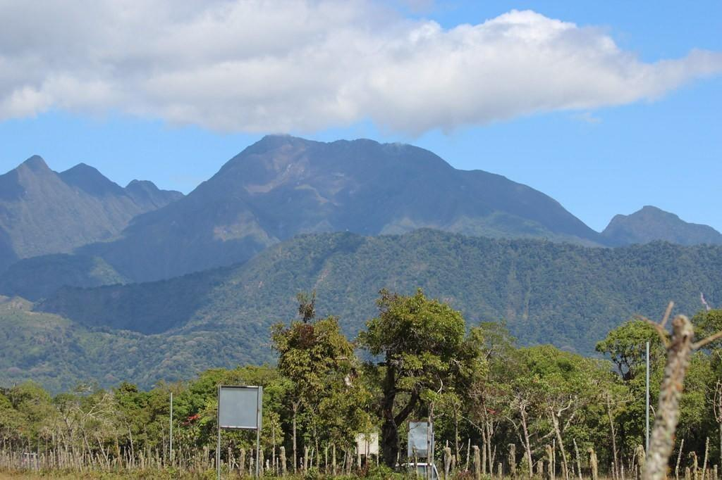 Volcán Barú National Park