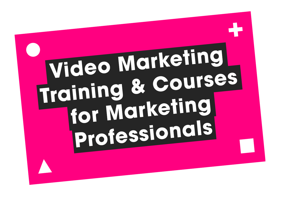 Video Marketing Training and Courses for Marketing Professionals - Video Content Strategy Services - Film and Content - F&C