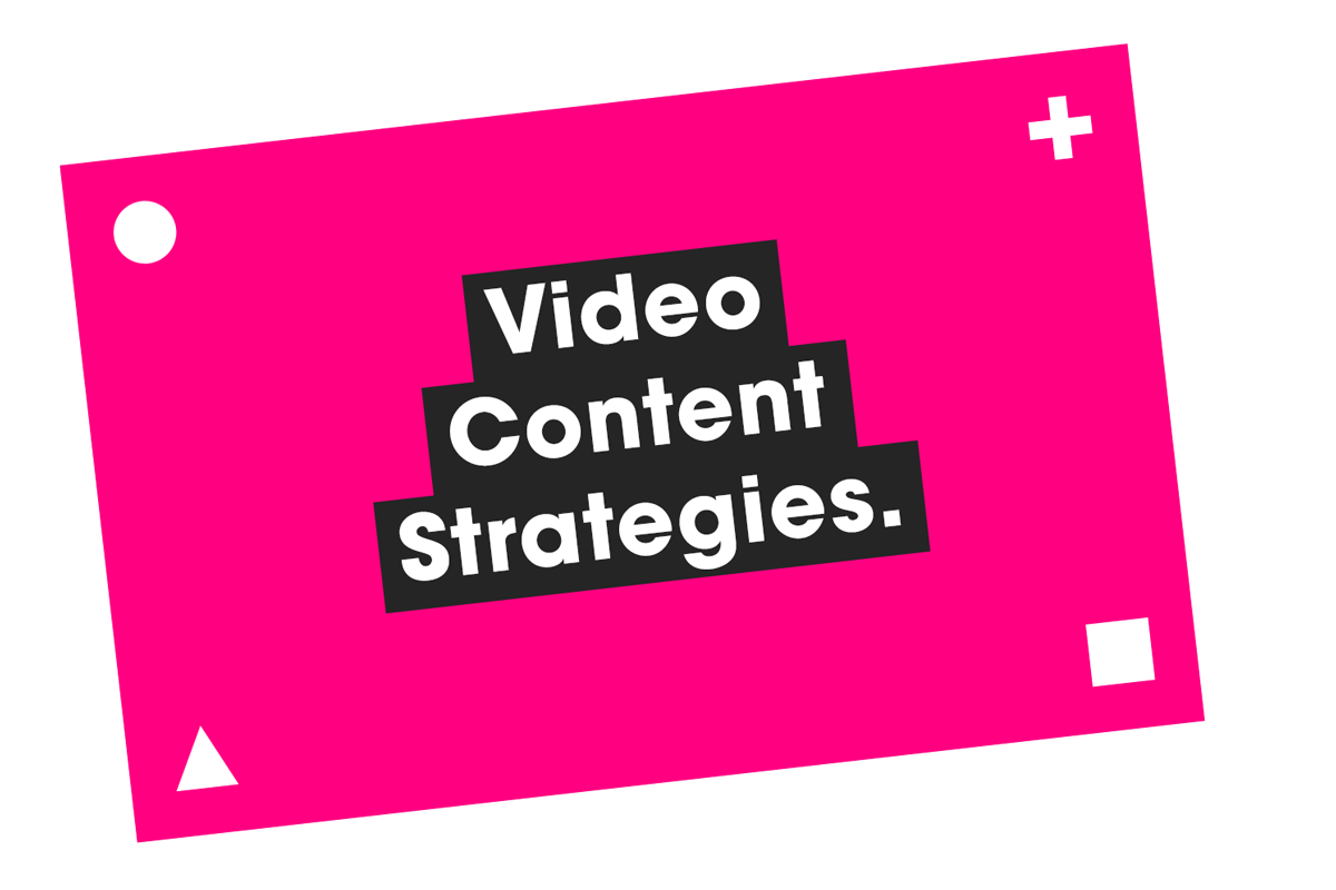 Video Marketing Strategy - Video Content Strategy Services - Film and Content - F&C