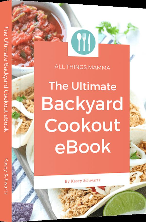 The Ultimate Backyard Cookout eBook