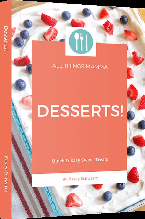 Desserts eBook