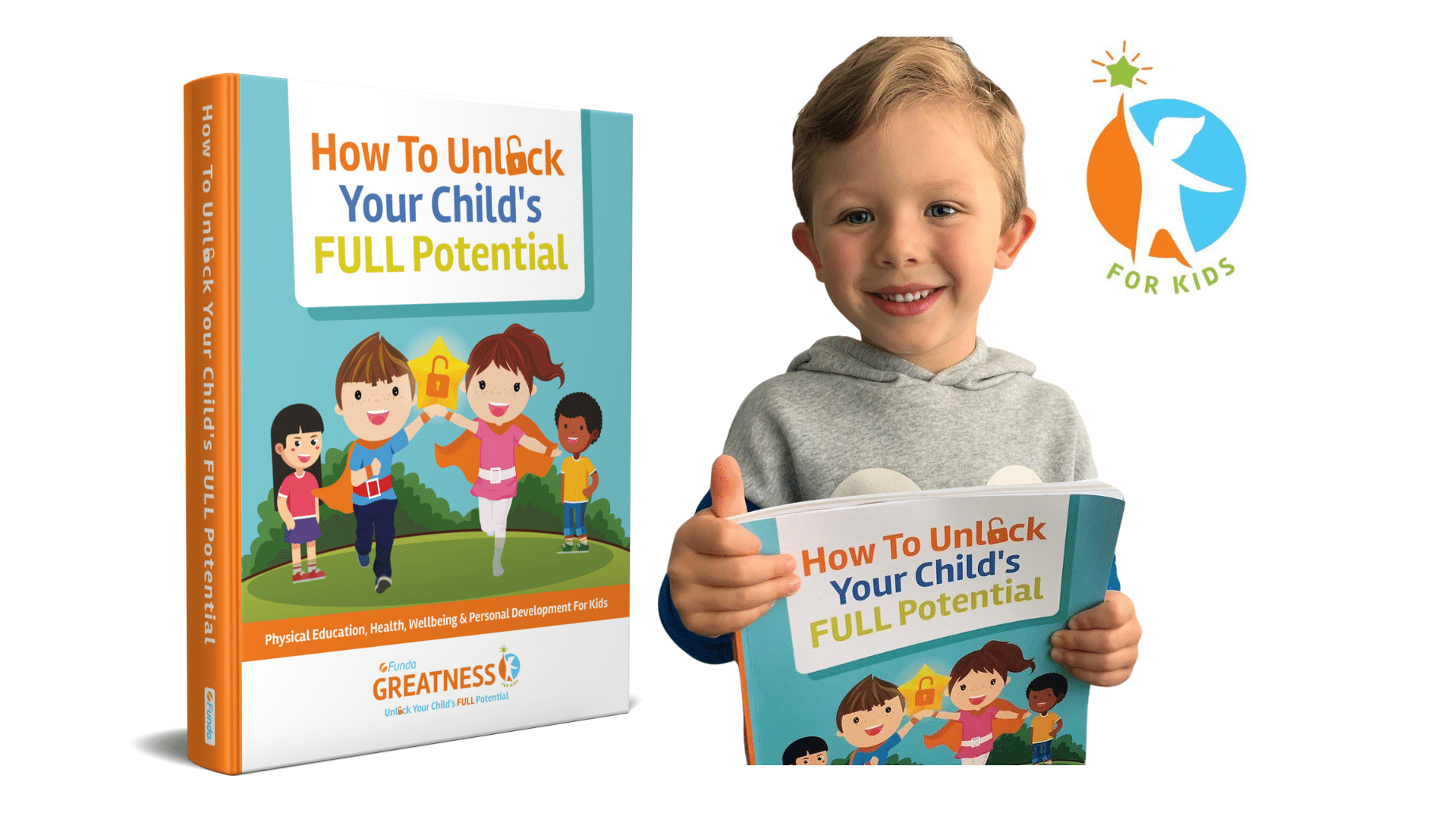 Funda Greatness Book For Kids
