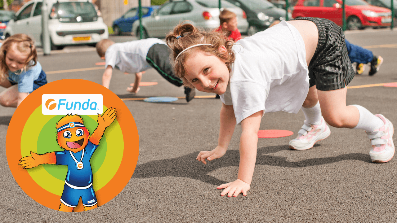 FUNDA For ALL Primary School Physical Education, PE For Schools & Sports Premium Spending
