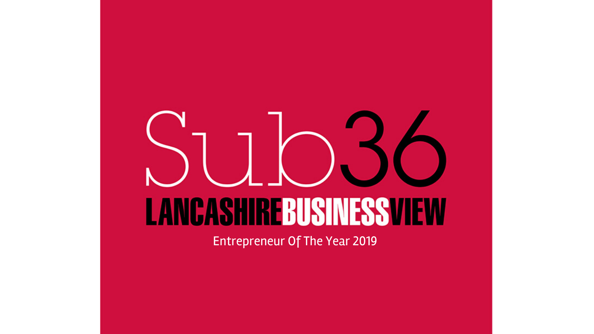 FUNDA Sub 36 Business Award Winners Lancashire