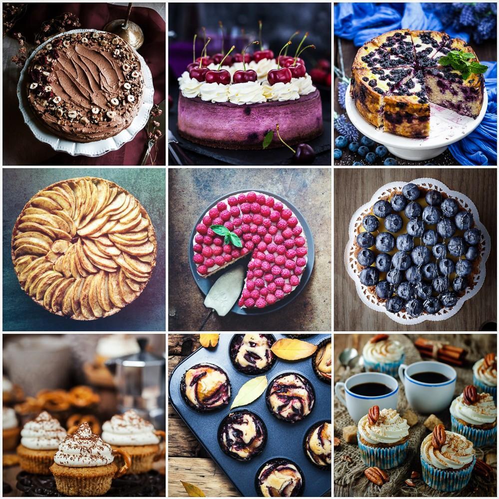 Cake Artist Preset Examples