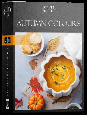 Autumn Colours Food Presets