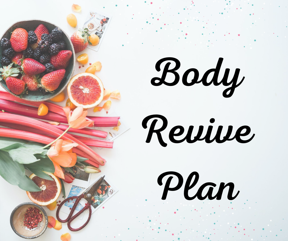 Body Revive Plan