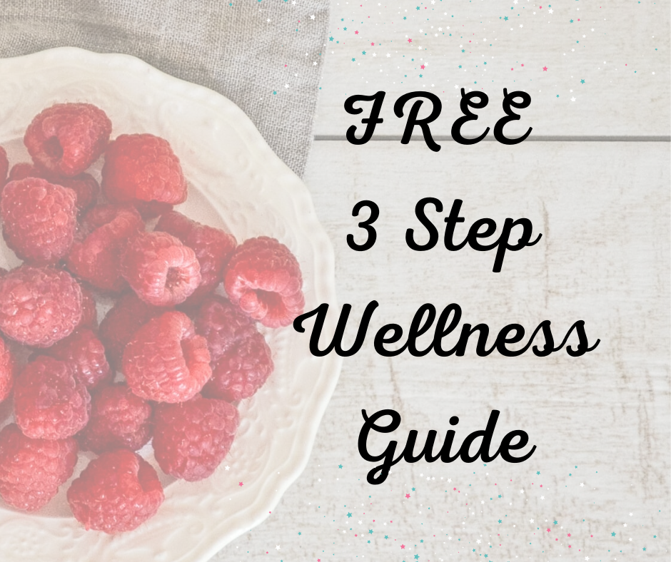 3 Steps to Kickstart Your Wellness