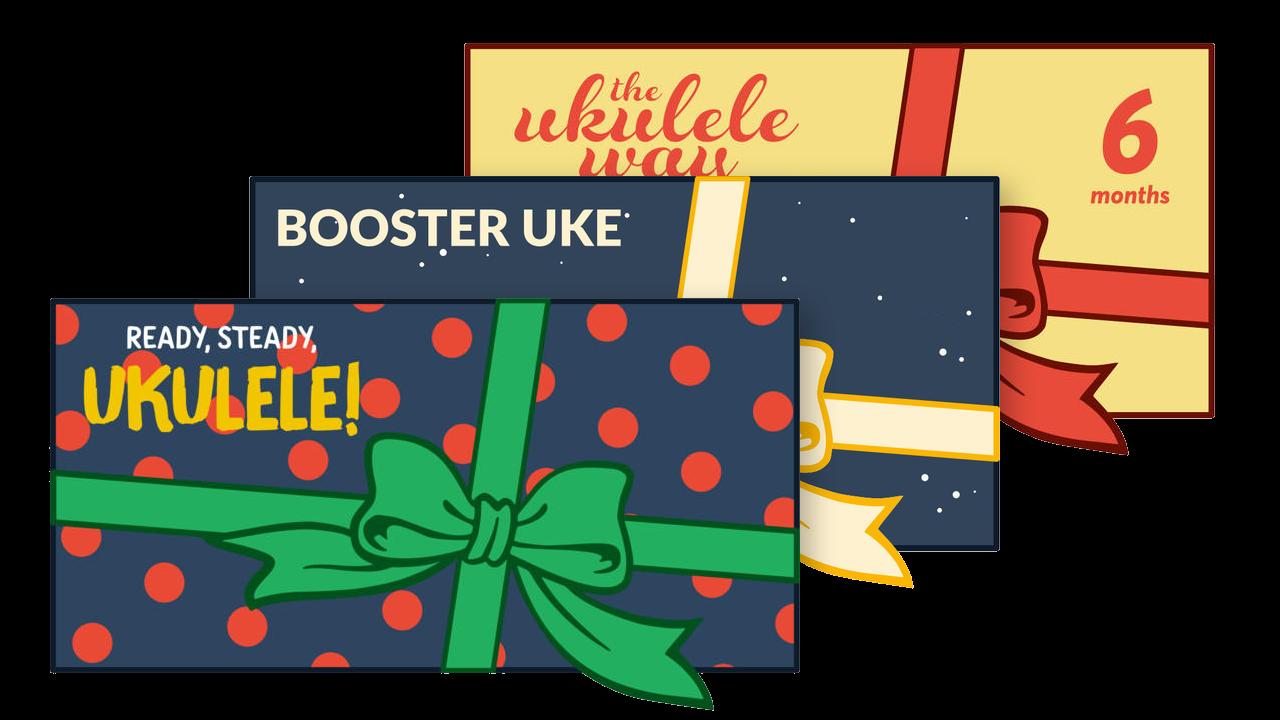 Uketropolis Gift Cards