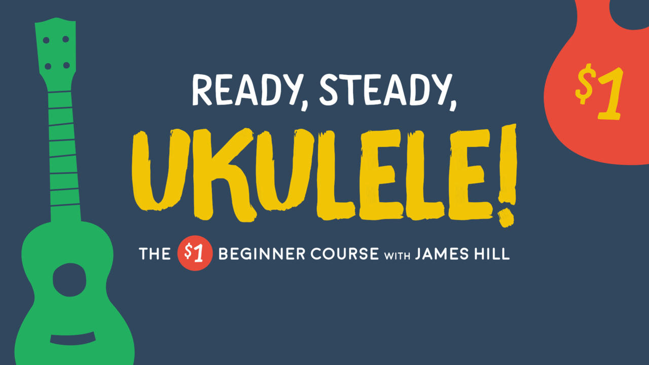 Ready, Steady, UKULELE!