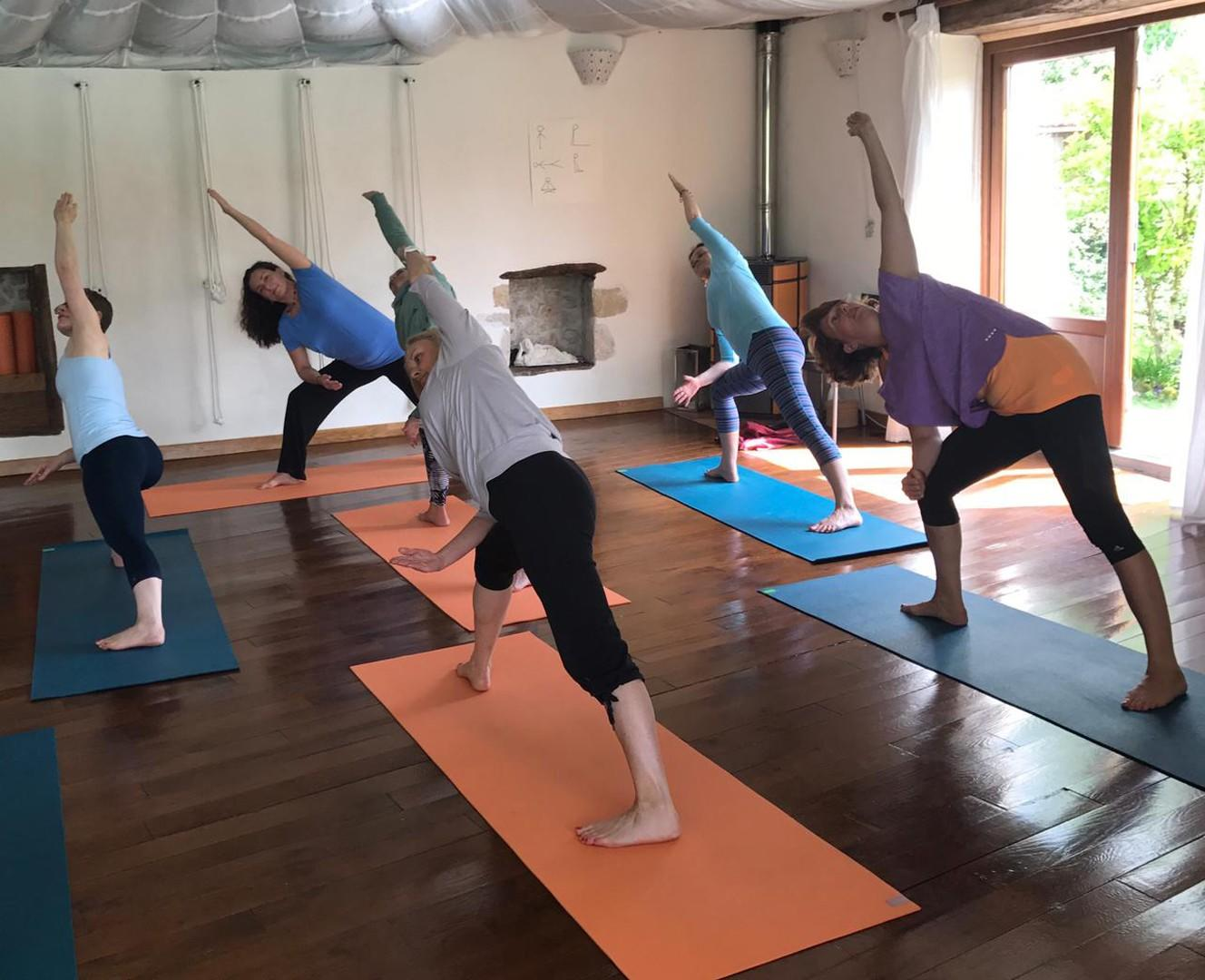Mixed Ability Hatha Yoga Class at St. Augustine's Church, Croydon