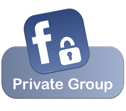 Facebook Private Group - CreateCodeLoad