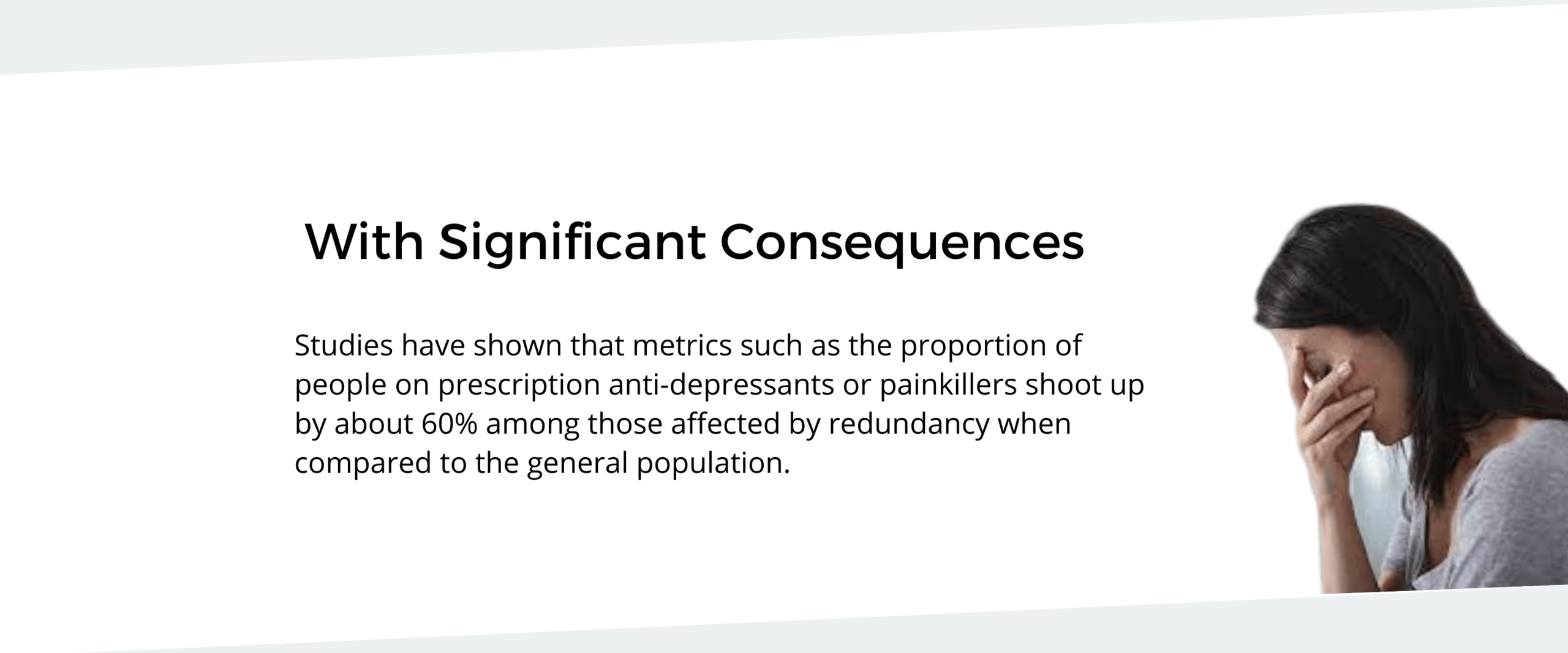 Significant effects of redundancy