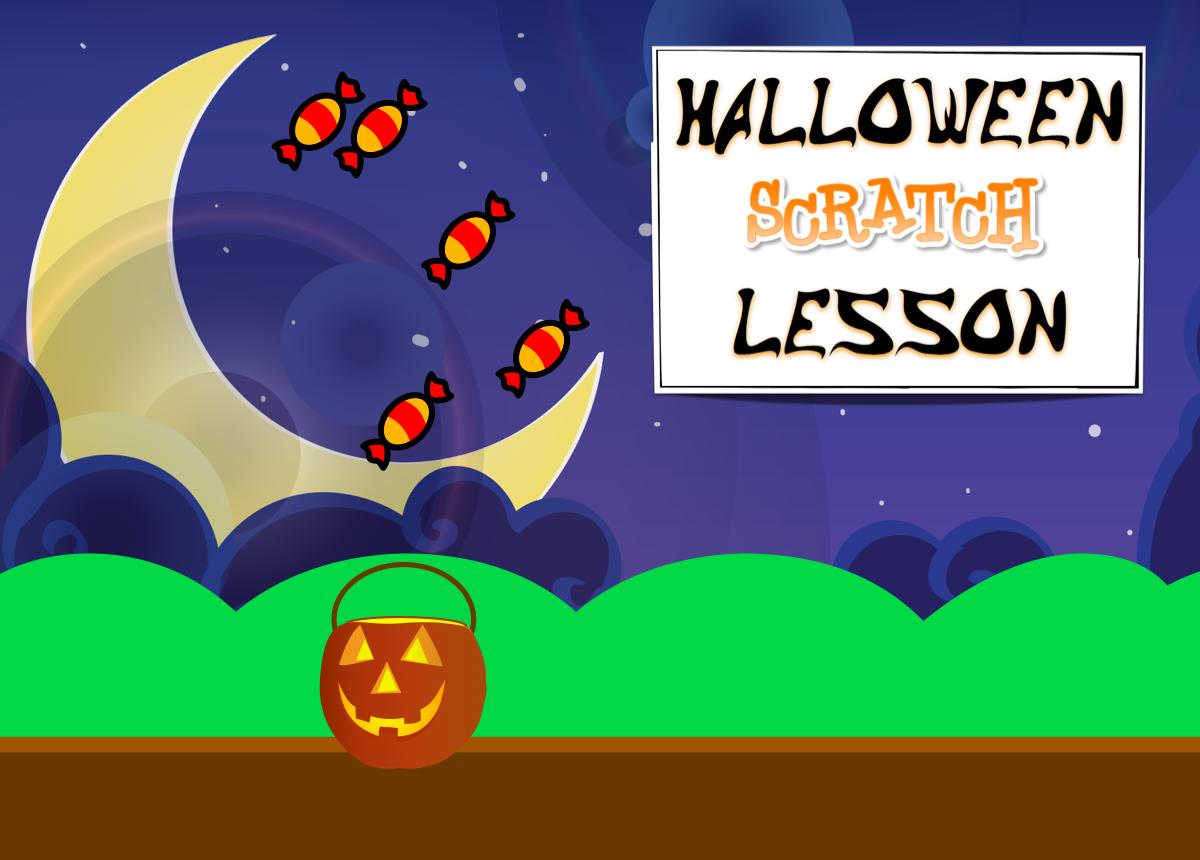 Halloween Scratch Lesson