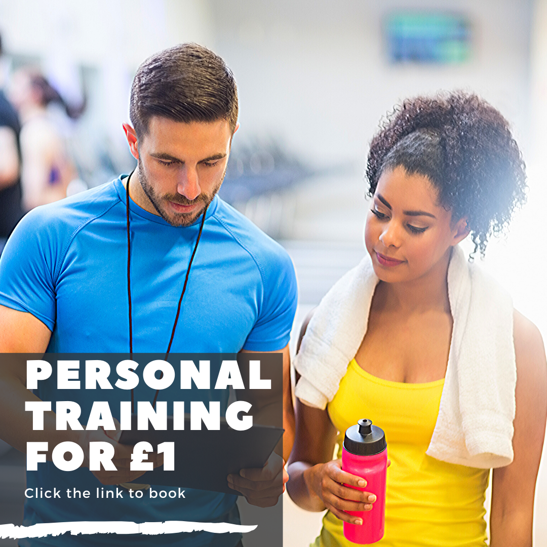 Sheffield personal training session for £1