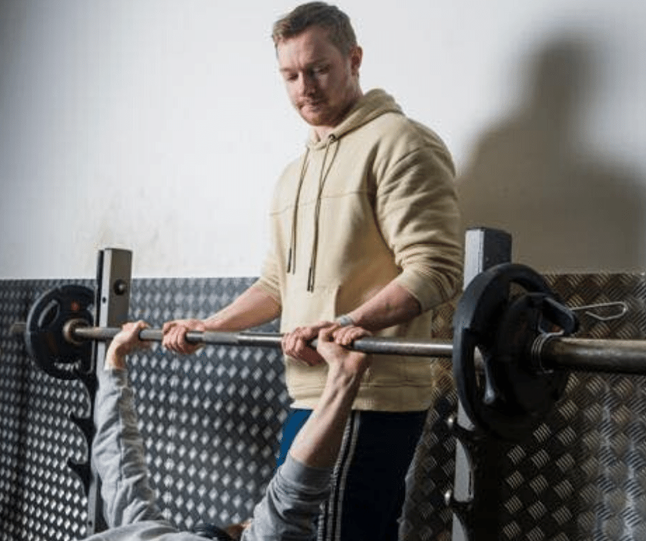 John Simpson Sheffield personal trainer