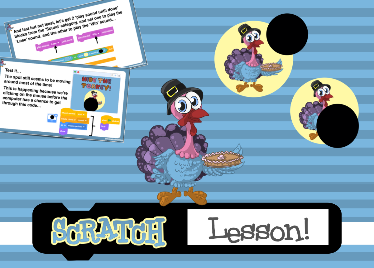 Thanksgiving Scratch Lesson