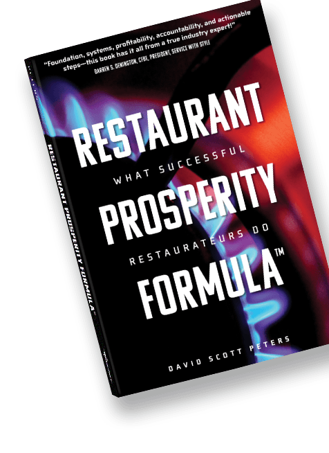 Restaurant Prosperity Formula™: What Successful Restaurateurs Do
