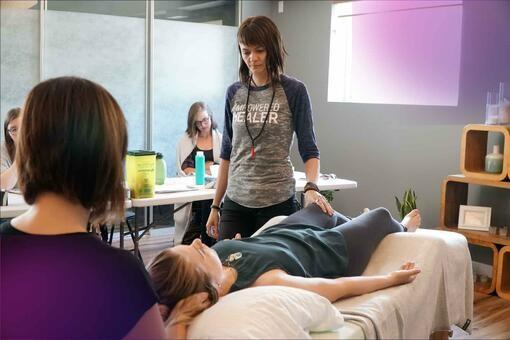 Massage therapy CEU course