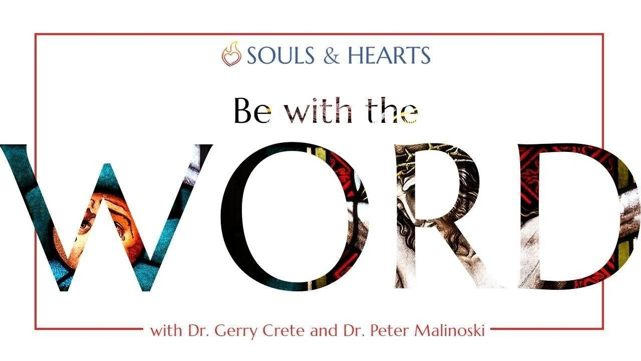 Be With the Word logo