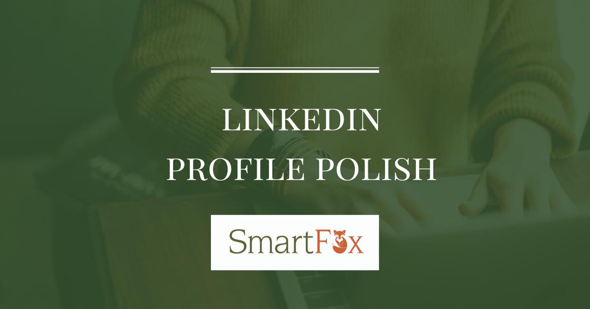 LinkedIn Profile Polish Image