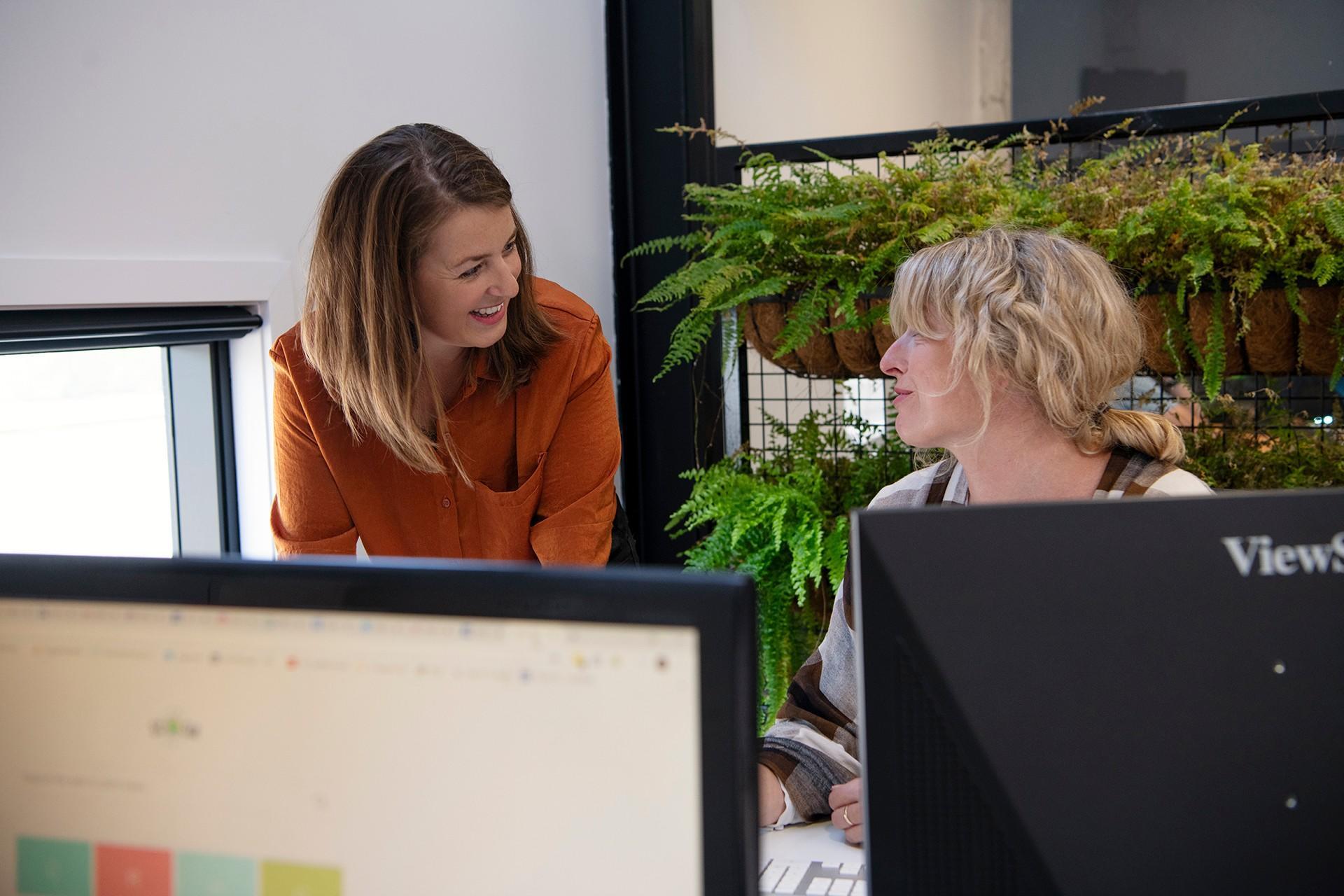 One-on-one marketing coaching