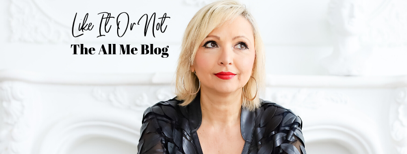 The all me Blog - with fay chapple
