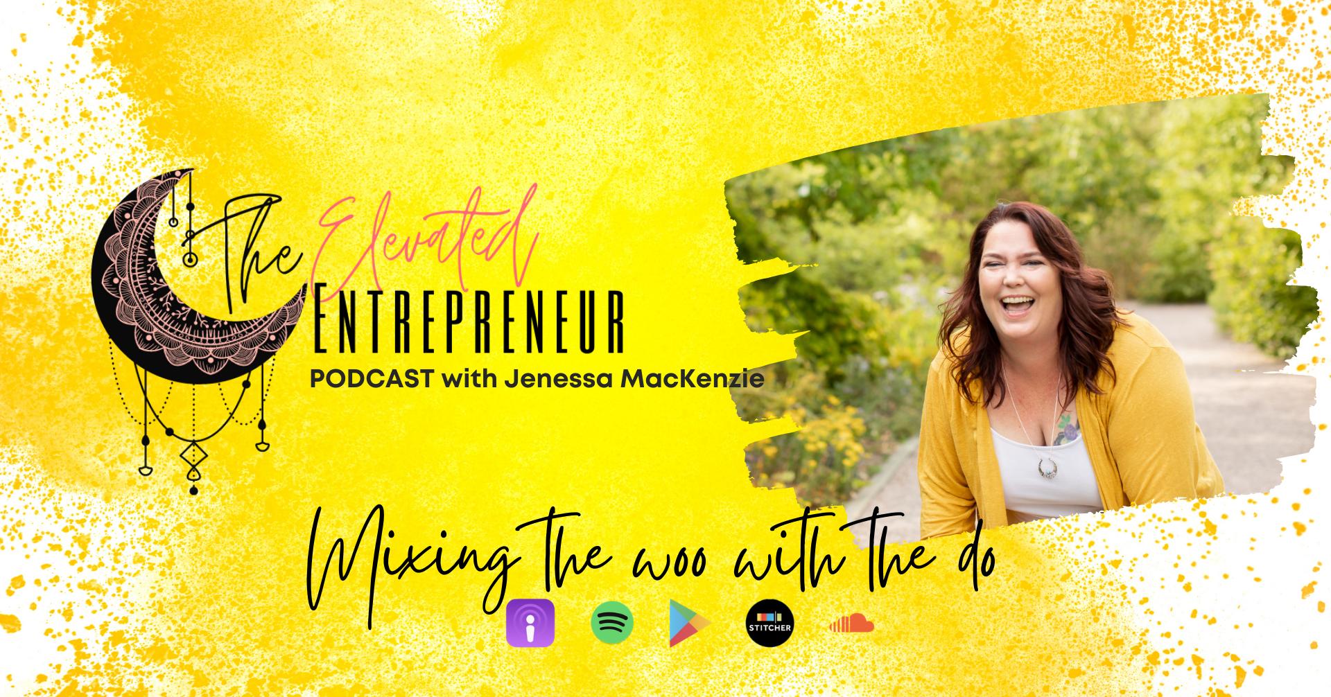 The Elevate Podcast with Jenessa MacKenzie